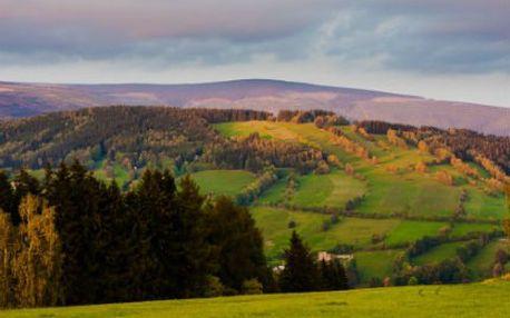 4 dny pobytu a plná penze! Užijte si sport, relax, túry i zábavu s celou rodinou v Krkonoších!