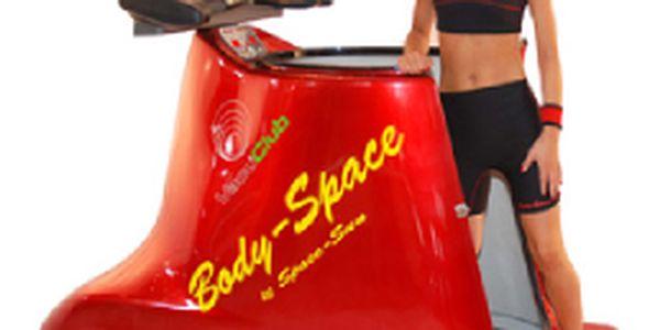 Body space na Kladně! 30 min. cvičení na VacuTherm TX5 II jen za 119,-