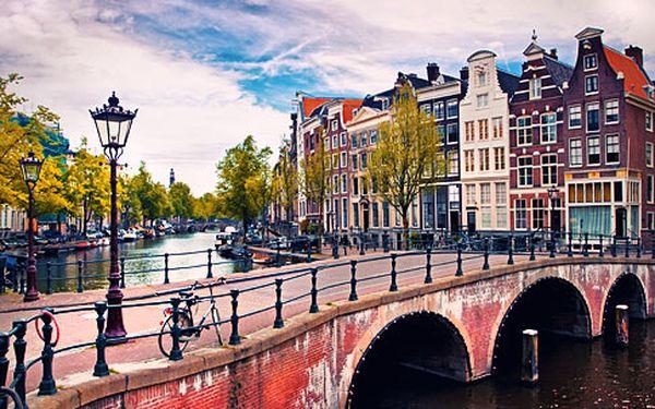 Poznávací zájezd do Holandska – výlet do země tulipánů a navštivte skanzen, brusírnu diamantů či rybářskou vesničku