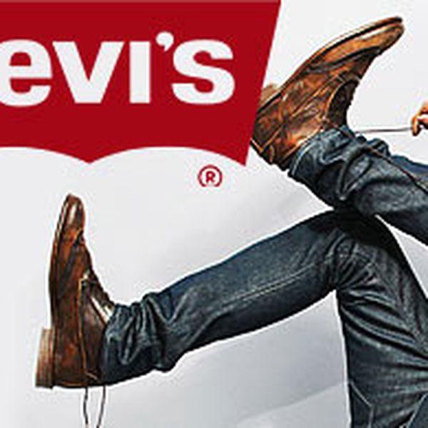 Dámská a pánská obuv Levi's® – modelů 17, kvalitní materiály a sportovní styl. Osobní odběr nebo doručení až 5 párů za 110 Kč