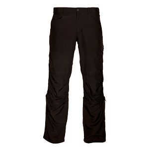 Pánské tmavě šedé sportovní kalhoty Alpine Pro