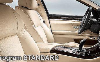 299 Kč za čištění interieru vašeho automobilu. Váš vůz bude po dokonalé očistě od profesionálů zářit jako nový!