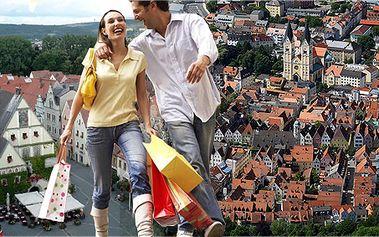 Celodenní zájezd do Weidenu! Za nákupy do Německa - obchodní centrum Witt!
