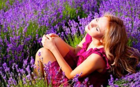 Parní lázeň a masáž! 70minutový relax s levandulovou vůní se skvělou slevou!