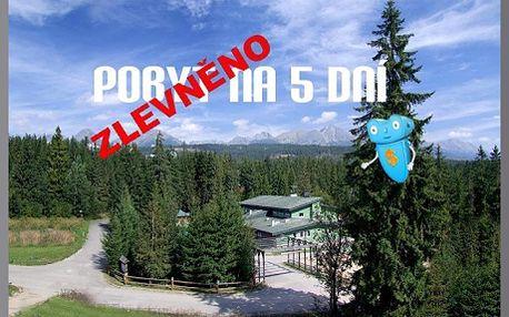 ZKUŠEBNÍ VÁNOCE A SILVESTR V TATRÁCH! Vysoké Tatry, wellness pobyt na 5 DNÍ v horském hotelu Nezábudka - Tatranská Štrba! Během tohoto pobytu na Vás čeká nabytý wellness balíček plus kompletní Silvestrovský a vánoční večer na zkoušku, zahrnující vše co k tomu patří! Sleva na pobyt 61%!