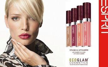 Túžite mať krásne plné pery?Novinka od ESPRIT Vám k tomu pomôže teraz so zľavou 64%!!!