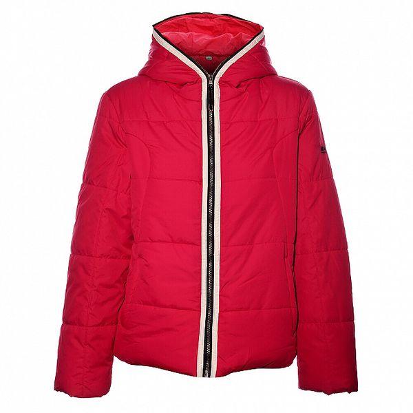 Dámská zářivě růžová zimní prošívaná bunda Northland Professional