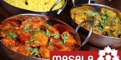 MAHARAJA – indická restaurace