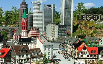 Zájezd do německého Legolandu jen za 1290 Kč!
