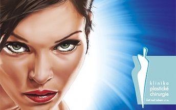 ZATOČTE S VRÁSKAMI a ochablou pletí jen za 499 Kč! RADIOFREKVENCE obličeje - face-lifting je revoluční ošetření 21. století, které nahrazuje ošetření botoxem. Okamžité výsledky po jednom zákroku!