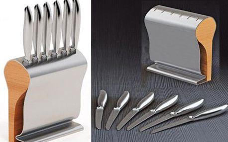 6dílná sada nožů na steaky! Milujete steaky? Pořiďte si nože milovníků masa!