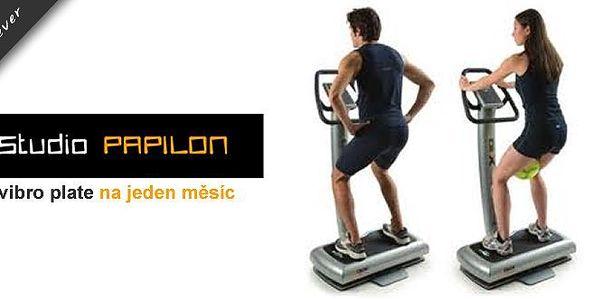 Zeštíhlete a zpevněte své tělo během 10 minut! Cvičení na Vibro plate na jeden měsíc neomezeně se slevou 75%!!! Revoluce ve fitness - 1 lekce nahradí 1 hod cvičení v posilovně!