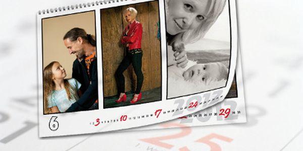 Fotokalendář pro rok 2013 od 45 Kč! Výběr ze 3 variant!