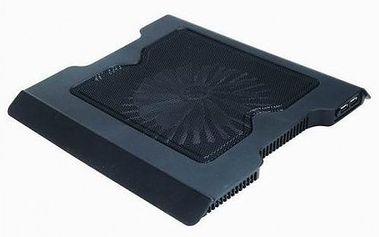 Chladící podložka pod notebook za 185 Kč. Velmi praktická pomůcka pro všechny majitele notebooků! Nejenže zvýší výkon, ale hlavně prodlouží vašemu počítači i životnost.