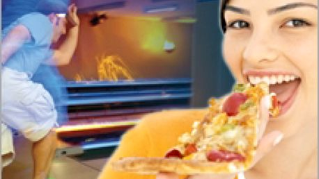 Bowling + pizza za 99 Kč!