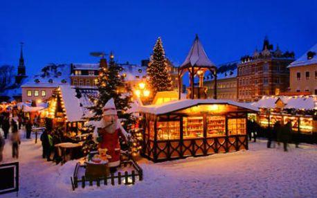Adventní trhy v Norimberku! Zájezd, prohlídka města a nákup dárků!