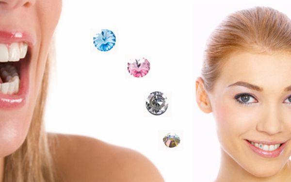 Dentální šperky SWAROVSKI