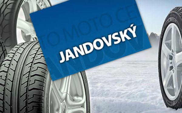 Zimní přezutí za 399 Kč, nebo přehození pneu u jakéhokoli typu osobního vozu jen za 199 Kč!
