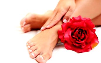 60minutová péče o vaše nohy! Dopřejte si suchou pedikúru s peelingem a masáží jen za 199 Kč!