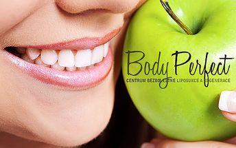 Bělení zubů s okamžitým efektem