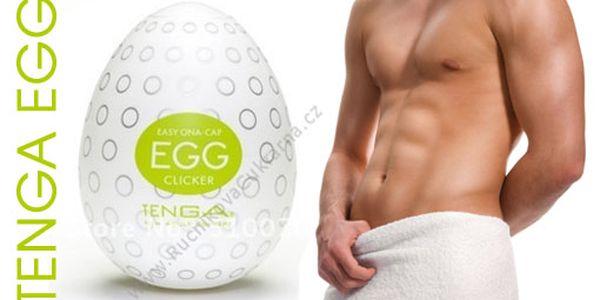 99 Kč za erotickou hračku pro pány Tenga Egg. Jedinečná rozkoš v originálním balení. Slastná hračka, kterou už nepustíte z ruky. Na výběr 6 druhů. HyperSleva 60 %.