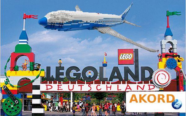 Legoland® uchvátí malé i velké. Objevte kouzelný svět Lega!