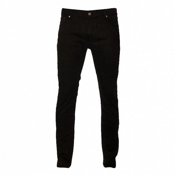 Pánské černé džíny Eleven Paris