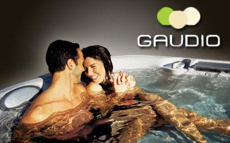 29 € za privátne wellness pre DVOCH na 2 hodiny s pohárom kvalitného sektu na prípitok v hoteli Gaudio! Príďte si vo dvojici oddýchnuť v saune či vírivke a užite si relax a romantiku so zľavou 81%!