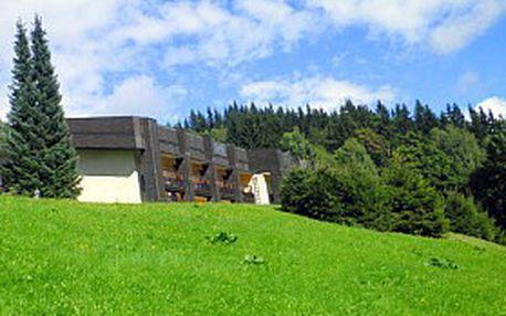 Rodinná dovolená v termínu od 26. 10. do 28. 10. 2012 pro 2 dospělé + 1 dítě s polopenzí v příjemném hotelu *** Přední Labská ve Špindlerově Mlýně!