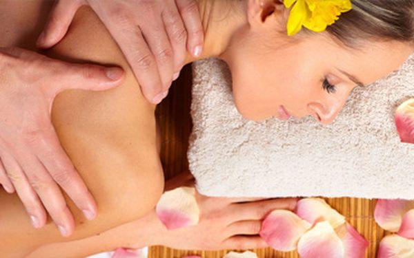 Masáž zad a šíje, magnetoterapie, elektro léčba a infra lampa, nebo zábal!