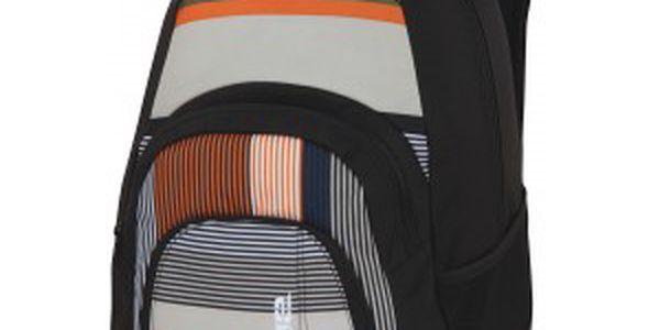 Batoh Dakine Campus LG 33L Horizon 8130057-HZN + peněženka Dakine Vert Rail Black v hodnotě 290 Kč ZDARMA + Beta karoten 10 tob. ZDARMA