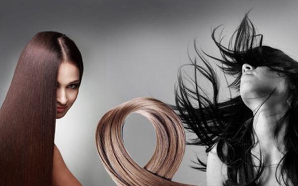 KADEŘNICKÝ BALÍČEK dle Vašeho výběru - dámský střih, barvení nebo melír pro všechny délky vlasů již od 159 Kč! Zvýrazněte svůj vzhled se slevou 52%!