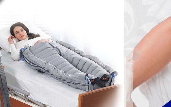 45 minut přístrojové lymfodrenáže za skvělých 99 Kč. Dejte odpočinout Vašemu tělu.