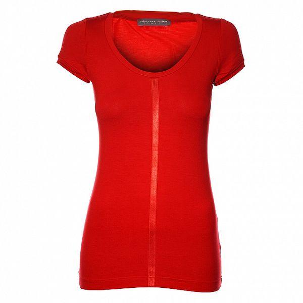 Dámské červené tričko Pietro Filipi