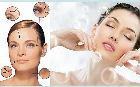 SLEVA 87% na exkluzivní 60 minutový balíček omlazení pleti a lifting certifikovaným RADIOFREKVENČNÍM přístrojem + akupresurní masáž + liftingové sérum a liftingová maska + BONUS ZDARMA přístrojová lymfodrenáž nejmodernějším a nejúčinnějším přístrojem na trhu k detoxikaci organismu BALLANCER v salonu Beauty Luna v Praze 7, na Letné.!