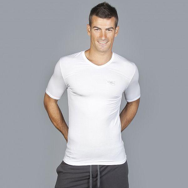 Pánské bílé tričko Guess by Marciano