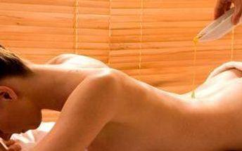 Relaxační částečná masáž v SUN STUDIU Havířov