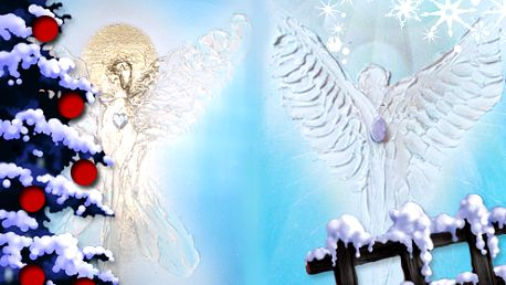 Anjel strážny na plátne