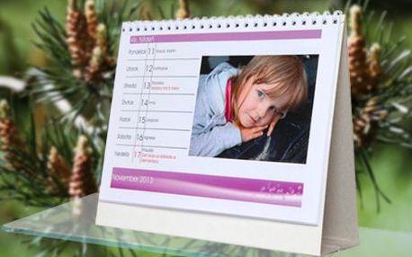 Potešte seba, známych, starých rodičov či partnera kalendárom s vlastnými fotografiami! Myslite na vianočný darček včas a odbremente sa od predvianočného stresu!