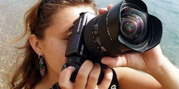 Celodenní kurz focení! Naučte se fotografovat jako profesionál díky kurzu jen za 790 Kč!