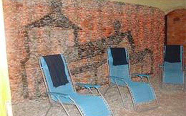 2 vstupy do solné jeskyně na Praze 10 - Hostivaři nebo v Říčanech se slevou 50%! I Vaše děti si pobyt díky dětskému koutku užijí!