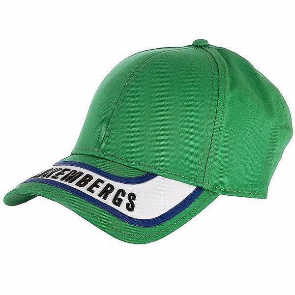 Pánská zelená kšiltovka Bikkembergs