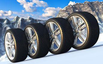 Kompletné prezutie pneumatík len za 12,25 € po zľave 57%.