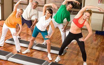 39 Kč za vstup na aerobik ve studiu Best Gym Horova. Přijťe protáhnout své tělo se slevou 51% !