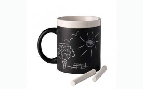 Zanechte vzkaz své drahé polovičce na šálku dobré kávy a nebo lahodného čaje. S tímto romantickým hrnečkem za 87 Kč nešlápnete vedle!