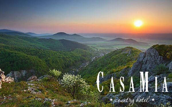 Slovenský horský Country hotel CasaMia – 3 nebo 4 dny pro dva u Trstenej na Oravě