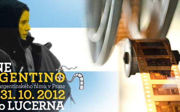Vstupenky na Festival argentinského filmu!