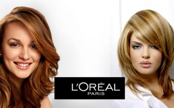 KADEŘNICKÝ BALÍČEK - mytí, střih, regenerace a styling vlasovou kosmetikou BIOLAGE již od 149 Kč! Získejte novou image a ušetřete až 63% z původní ceny!