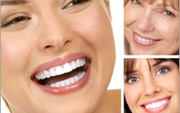 Kompletní zubní prohlídka