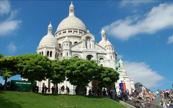 Letecký zájezd do Paříže včetně výletu do Versailles v termínu 8-11.11.